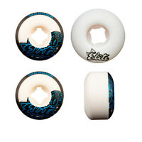 OJ III Skateboard Wheels 54mm Elite EZ Edge 101A White