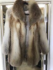 Amazing Canadian Red Fox Fur Coat