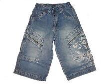 Topolino tolle Bermuda Jeans Hose Gr. 110 !!