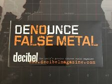 Decibel Magazine Metal Slayer At The Gates Converge Cannibal Corpse Watain