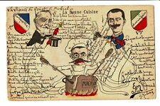 CPA-Carte postale - FRANCE Fantaisie- La Bonne Cuisine - Le Macaron-1903- VM4605
