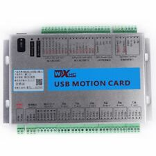 Mach3 4axis Breakout Board Cnc Usb Motion Control Card 2mhz Mk4 V Upgrade