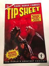 Darkhorse Comics Tip Sheet # 2