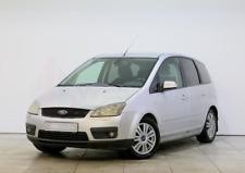 Ford Focus C-Max mk1 5doors hatchback 03-10 REAR wind deflectors HEKO TINTED new