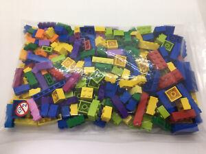 Lego ®  300 Basic Steine Grundsteine - NUR HOHE BASIS STEINE - gut gemischt