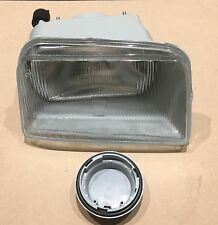 BRAND NEW PAIR OF LHD EUROPEAN RENAULT 5 GT TURBO FRONT HEADLIGHTS L & R