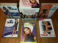 Coffret DVD Ally McBeal / L'INTEGRALE De La Série, saisons 1,2,3,4,5 (30 dvd)
