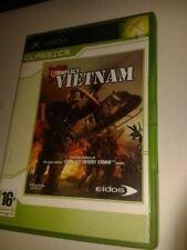 * Original Xbox Classic Game * CONFLICT VIETNAM * X box