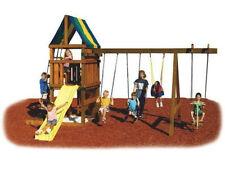 Alpine Swing-N-Slides DIY Play Set Kit Bracket System (no wood incl) NE 5007