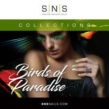 SNS DIPPING POWDER - BIRDS OF PARADISE COLLECTION (BP)