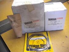 NOS Yamaha OEM 3rd O/S Piston Assembly 1976-1977 RD400 1A1-11630-30