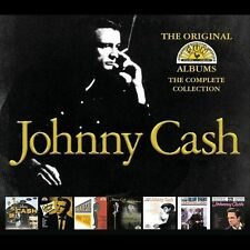 Johnny Cash - The Original Sun Albums: Complete Collection [Box] (CD, May-2005,