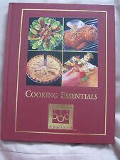 Cookbook COOKING ESSENTIALS Cooking Club of America 1997