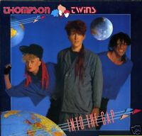 THOMPSON TWINS Into The Gap 9 Track LP Made In Germany
