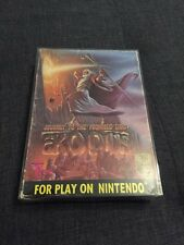 Exodus: Journey to the Promised Land » Komplett in OVP CIB Nintendo NES US Spiel