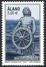Aland 2012 Sailor/Memorial Statue/Nautical/Sailors/Maritime/Art 1v (n41582)
