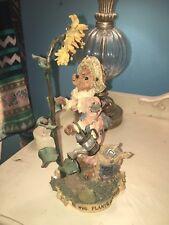 "Boyd's Bears Figurines ""Liddy Pearl.How Does Your Garden Grow� Style 2881"