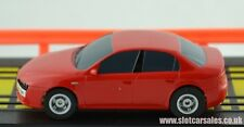 Micro Scalextric Alfa Romeo 159 In Red stunning Fully serviced HO Slot car
