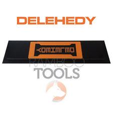 """Delehedy 20"""" foam backed plastic trowel blade"""