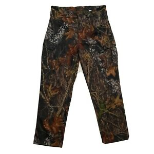 Scentlock Mens Camo Hunting Pants Size Large 36 x 32 Adult Camouflage NICE