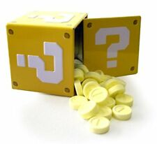 Nintendo Super Mario Coin Question Mark Box Candy Tin!