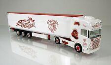 Herpa 305808 Scania R 04 Schubboden Sattelzug Spedition Datler Österreich 1 87