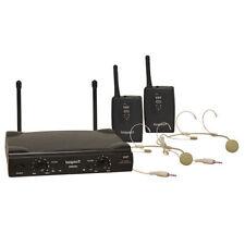 BESPECO GM905H - Doppio Radiomicrofono Headset VHF