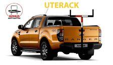 Ford Ranger wildtrak Ladder Rack Roof Rack Ford XLT rack BONUS Anti Rattle