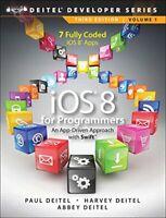 iOS 8 for Programmers: An App-Driven Approach with Swift (De... by Deitel, Abbey