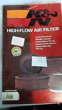 K&N Air Filter fits KAWASAKI ZX9R NINJA -98-03  # KA-0021