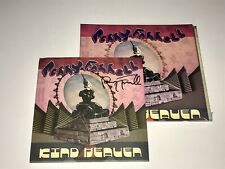 Perry Farrell Rare Signed CD Kind Heaven 2019 Jane's Addiction Porno For Pyros