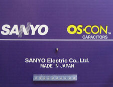 10pcs Oscon Sanyo SMD OS-CON 22µF/6,3V
