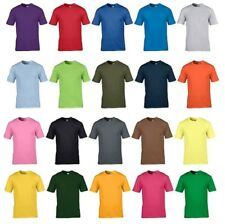 3 Or 5 Pack Gildan Men's SUPER PREMIUM T-Shirt Heavy Cotton Blank Tee Top Shirts