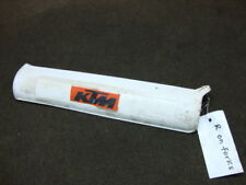 97 KTM 620 SX FORK TUBE LOWER GUARD COVER, RIGHT #X33