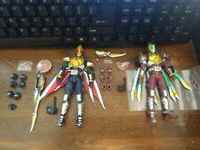 S.H. Figuarts Kamen Rider Blade Jack Form Garren Jack Form Complete USA Bandai