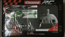 Carrera 501003 Green Chopper 2.4GHZ 3 Channel CAOX RC Helicopter, NEW