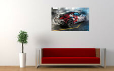 """NISSAN 370Z NISMO REAR PRINT WALL POSTER PICTURE 33.1""""x20.7"""""""