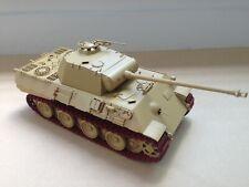 Tamiya 1/25 Scale RC German Tank Panther Ausf.A