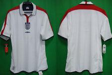 2003-2004-2005 England Three Lions Home Reversible Jersey Shirt Umbro XL BNWT
