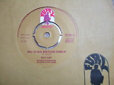BILLY FURY - WILL THE REAL MAN PLEASE STAND UP - RARE FURY FY 301 IN SLEEVE EX+