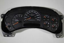 NEW 06 OE 2500 TRUCK OR UTILITY KM/H KILOMETER INSTRUMENT CLUSTER FOR GAS ENGINE