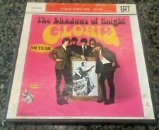 SHADOWS OF KNIGHT: Gloria REEL-TO-REEL TAPE! EXTREMELY RARE!!!
