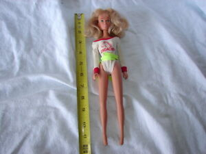 VINTAGE MEGO CORP DOLL BARBIE TAMMY CLONE REPRODUCTION HONG KONG TWIST N TURN