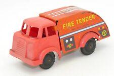 WELLS BRIMTOY POCKET TOY CAMION DE POMPIERS FIRE TENDER