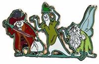 Disney Pin 71556 WDI Ghosts Disneyland Haunted Mansion Peter Pan Fantasyland #