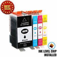 4pk 902XL Ink Cartridge for HP 902 Officejet Pro 6960 6968 6970 6975 6978 XL