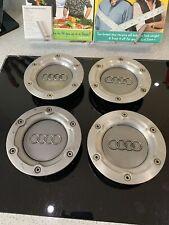 Audi TT A3/ Etc Original Hub Caps X4