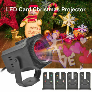 Star Fairy LED Solar Laser Projector Light Outdoor Waterproof Xmas Stage Lamp UK