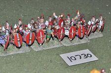 25mm roman legionaries 20 figures (10730)