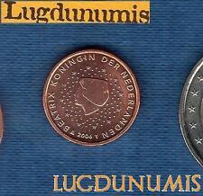 Pays Bas 2006 - 1 centime d'Euro - Pièce neuve de rouleau - Netherlands